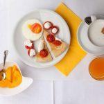 La nostra gustosissima colazione!