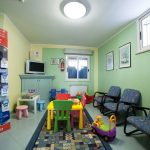 La baby-room per i più piccoli